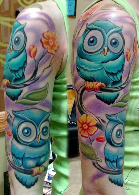 Tattoos - owlz - 72874