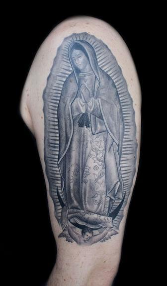 Tattoos - virgen - 54251
