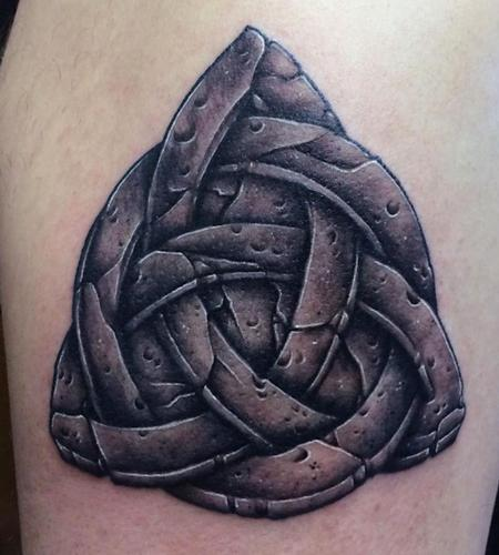 Tattoos - Celtic Knot - 128427