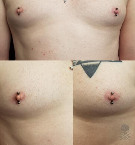 Lia Journey  - Anatometal/Vertical Nipples