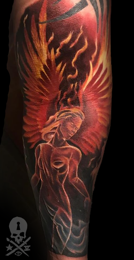 Tattoos - Angel - 133974