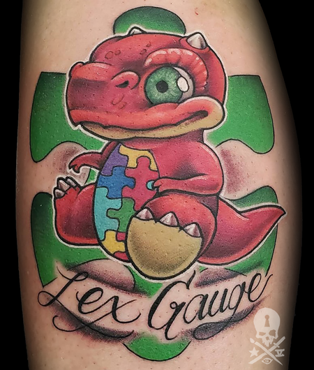 Tattoos - Autism Awareness  - 137368