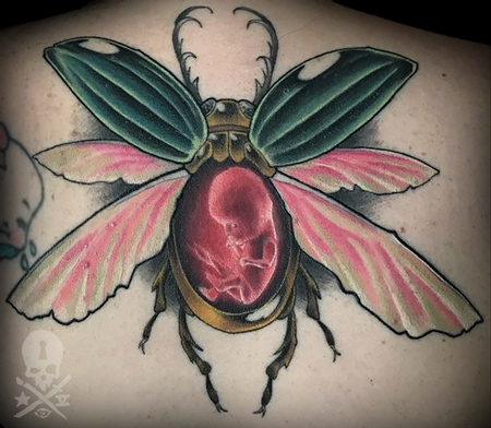 Tattoos - Beetle - 133817