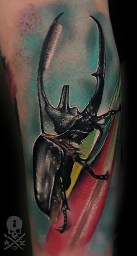 Tattoos - Beetle - 139429