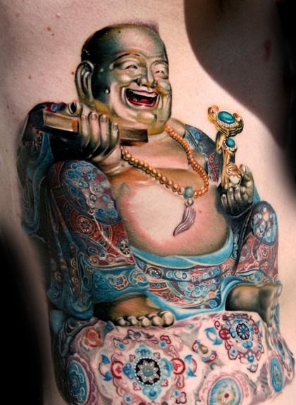 Tattoos - buddah - 49701
