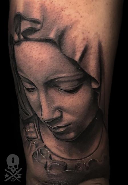 Tattoos - Virgin Mary - 134238