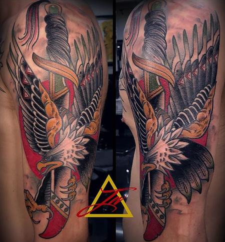 Justin Williston - Eagle & Dagger