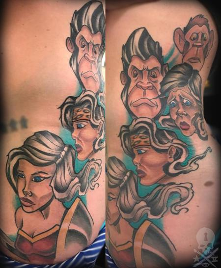 Tattoos - Evolution - 130492
