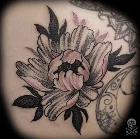 Calvin F. Xavier III - Flower