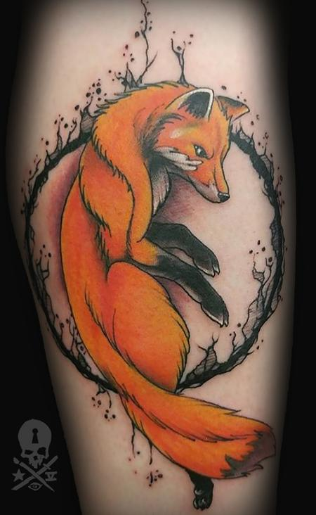 Tattoos - Fox - 132553