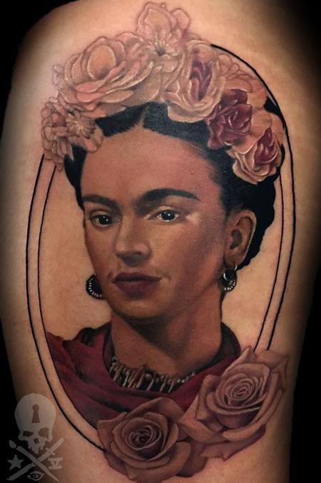 Robert Hornback - Frida Kahlo