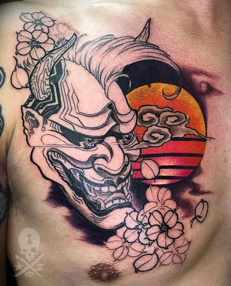 Tattoos - Hannya - 139758