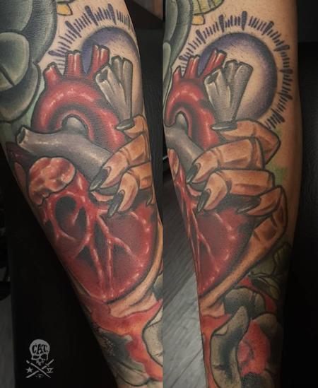 Zack Ross - Heart