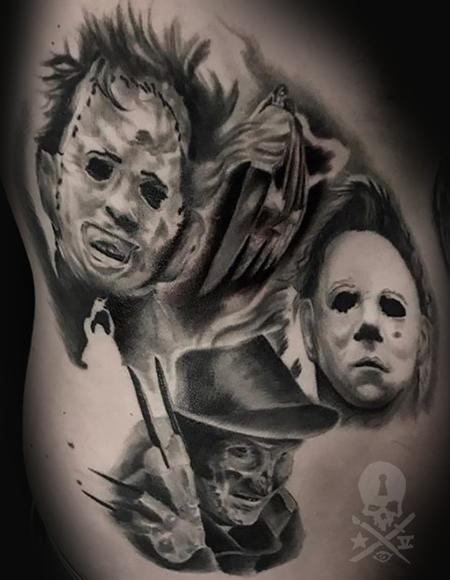 Tattoos - Horror  - 132520