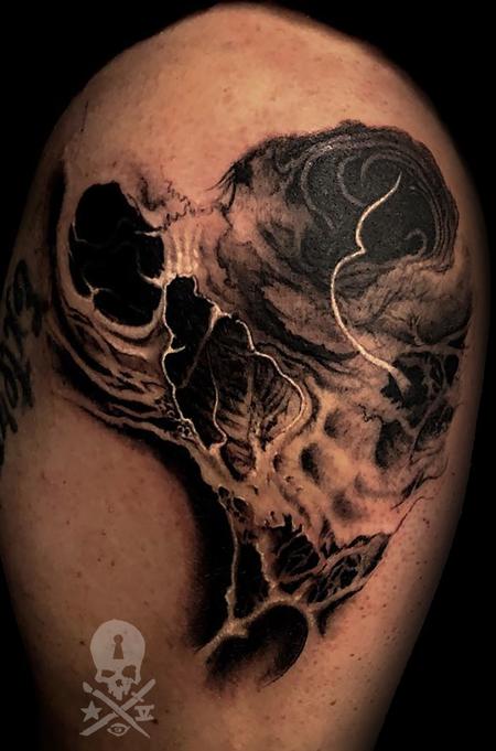 Tattoos - Skull - 137369