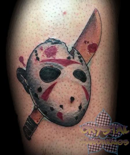 Tattoos - Jason - 131107