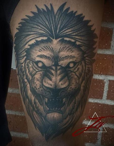 Justin Williston - Lion