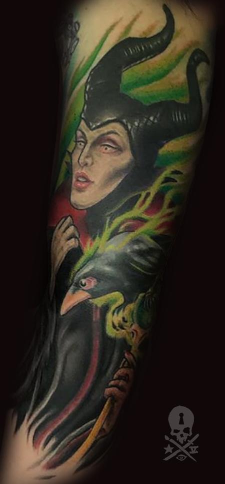 Zack Ross - Maleficent