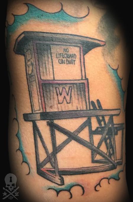 Tattoos - NEWPORT BEACH - 130490