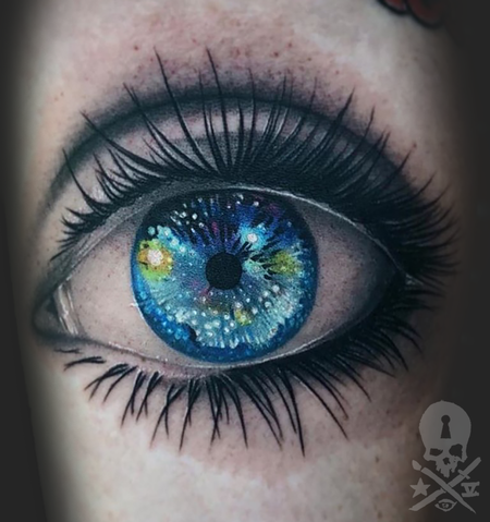 Tattoos - Eye  - 134108