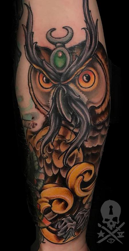 Zack Ross - Owl