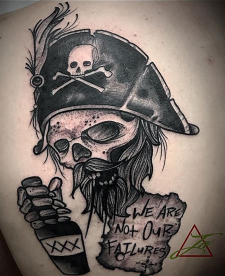 Justin Williston - Pirate