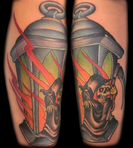 Memphis - Lantern with Reaper
