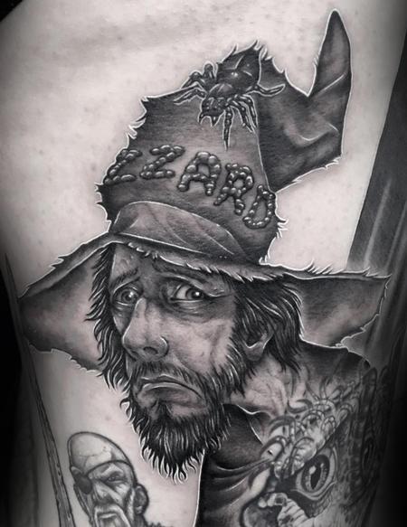Tattoos - Rincewind - 129528