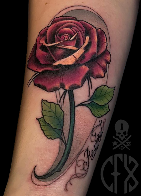 Tattoos - Rose - 138023