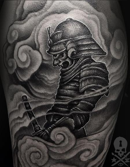 Tattoos - Samurai - 132706