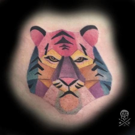 Crystal Mandrigues - Tiger