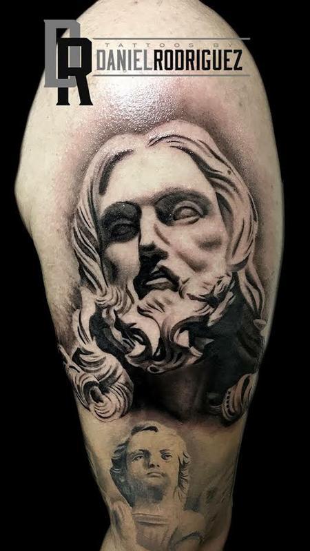 Tattoos - Jesus - 126148