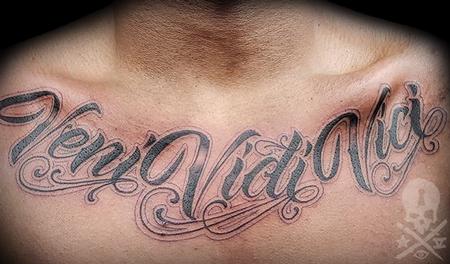 Tattoos - VeniVidiVici  - 133811