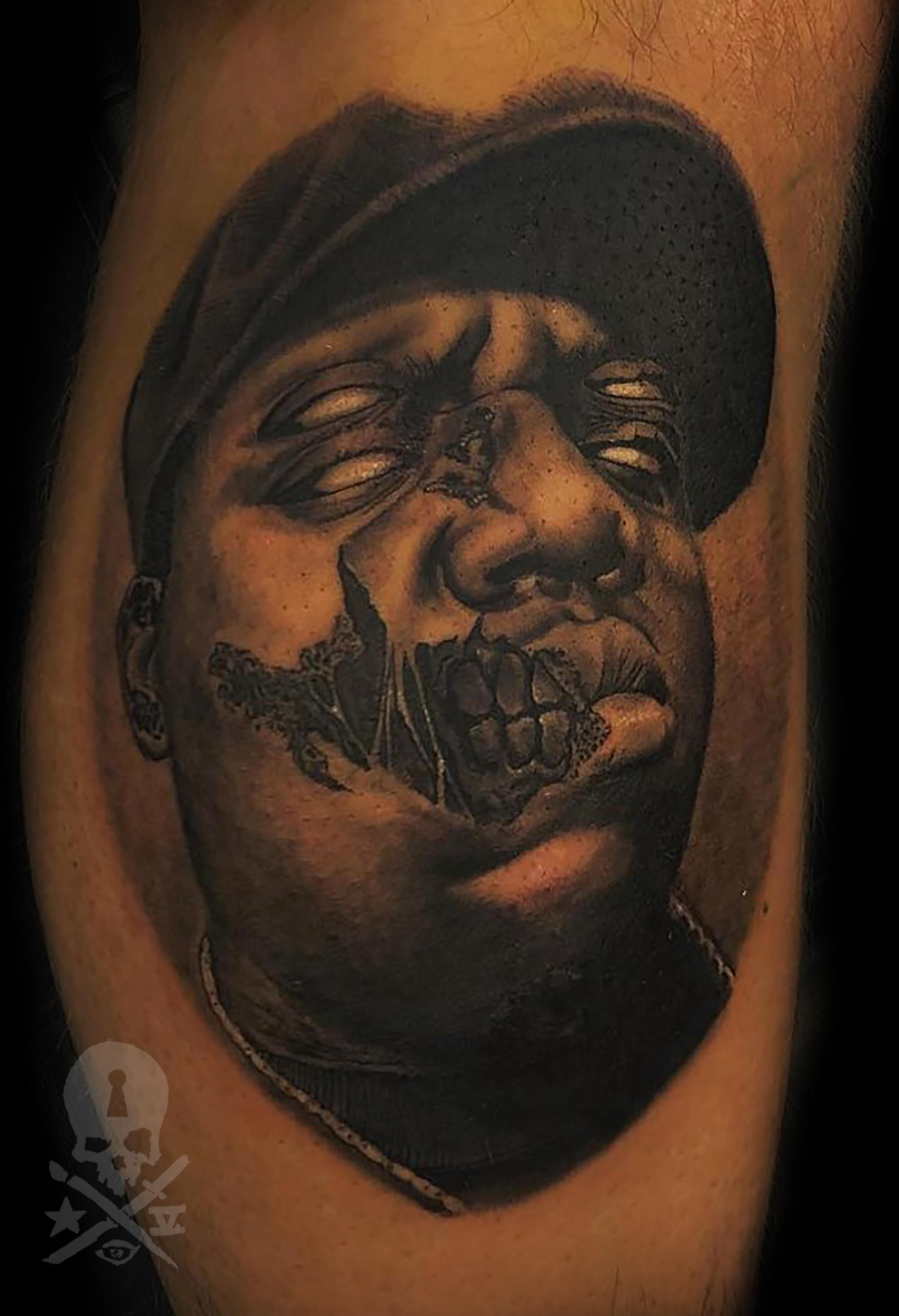 Tattoos - Biggie - 137567