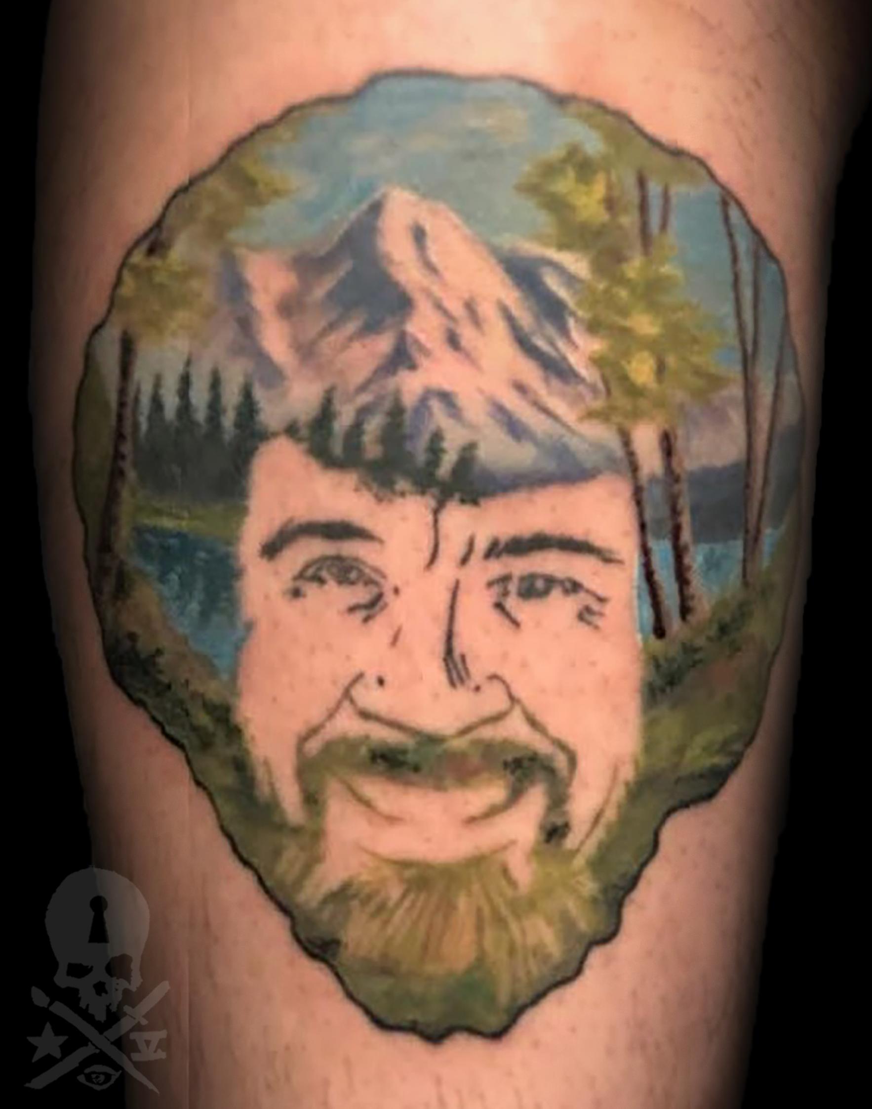 Tattoos - Bob Ross - 133297