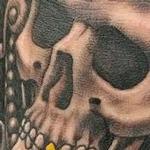 Tattoos - Skull - 128376