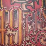 Tattoos - 49ers - 134168