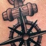 Tattoos - Anchor - 125195
