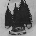Tattoos - Arrowhead - 132938