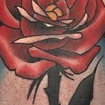 Tattoos - Rose - 133051