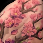 Tattoos - CHERRY BLOSSOM - 134153