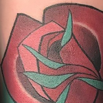 Tattoos - Rose  - 132912