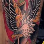 Tattoos - Eagle & Dagger  - 133840