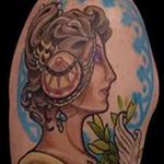 Tattoos - Art Nouveau - 132947