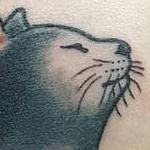 Tattoos - Horitomo Inspired Cat - 128916