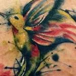 Tattoos - Hummingbird - 126758