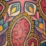 Prints-For-Sale - Paisley Mandala  - 128961