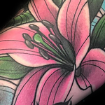 Tattoos - Lily/Orchid - 137542