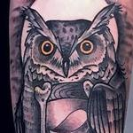 Tattoos - Owl   - 134014