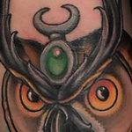 Tattoos - Owl - 134270